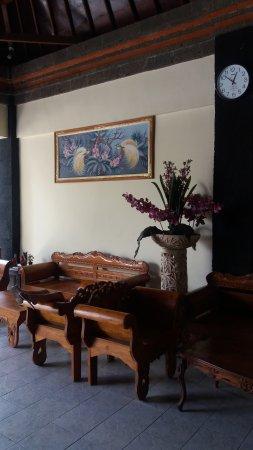 Sari Segara Resort Villas & Spa: reception
