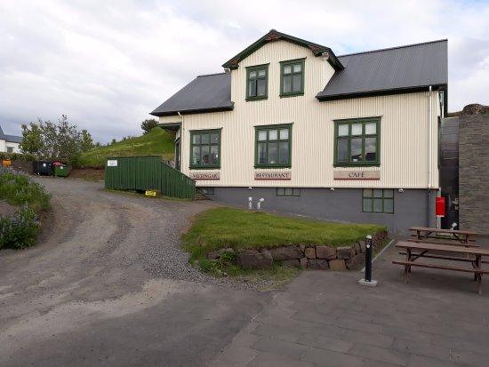 Borgarnes, Island: Esterno locale