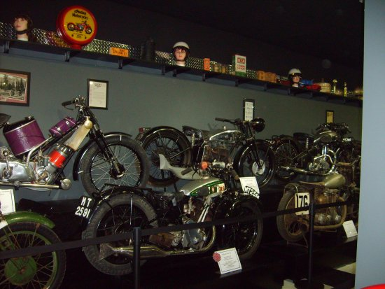 Sorrento, Canada: More motorcycles