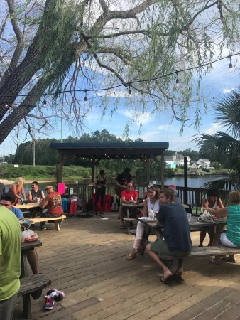 The Boathouse Waterway Bar Grill