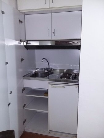 Palazzo Ricasoli Residence: En la cocina habia Kitchinet