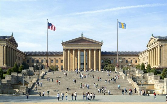 ‪Philadelphia Museum of Art‬