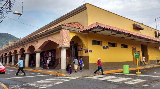Mercado Melchor Ocampo