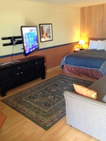 Motel hauterive hotel baie comeau canada voir les for Motel bas prix