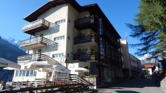 Hotel Alpina Murren Auto Bildideen - Hotel alpina murren switzerland
