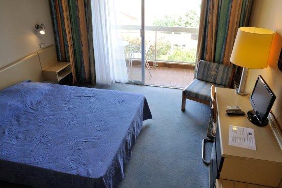 Hotel du Port : chambre double