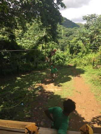 Bavaro Runners Adventures Zip Line La Romana-Bayahibe: photo1.jpg