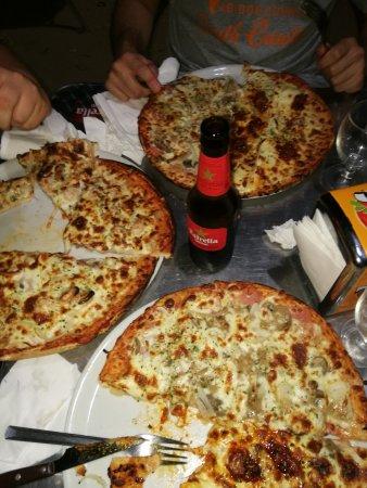 La Sardana Bar Pizzeria