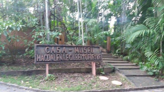 Casa-Museu Magdalena & Gilberto Freyre: 20170713_085031_large.jpg
