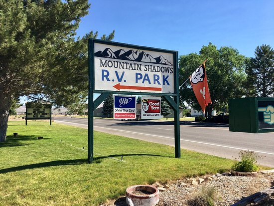 Mountain Shadows Rv Park Campground Reviews Wells Nv