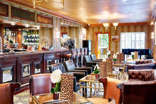 The Montague on The Gardens: Leopard Bar