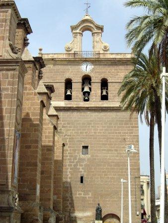 Andalusia, AL: Almería Cathedral © Robert Bovington