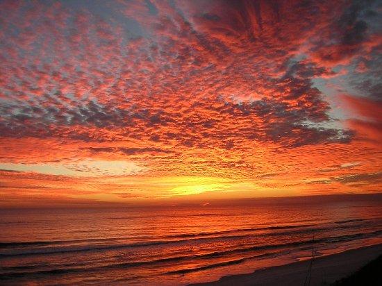 Best beach photo ever taken......Sandestin at sunset