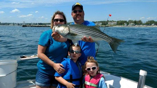 คีนเนบังก์พอร์ต, เมน: Libreti Rose Sport Fishing Charters