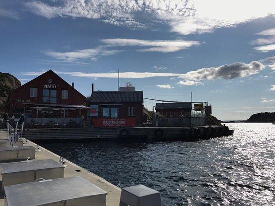 Bilde fra Ny Hellesund