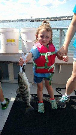 Kennebunkport, ME: Libreti Rose Sport Fishing Charters