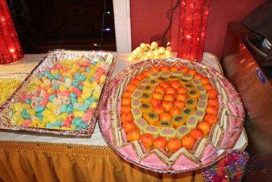 Brewster, NY: Diwali Sweets