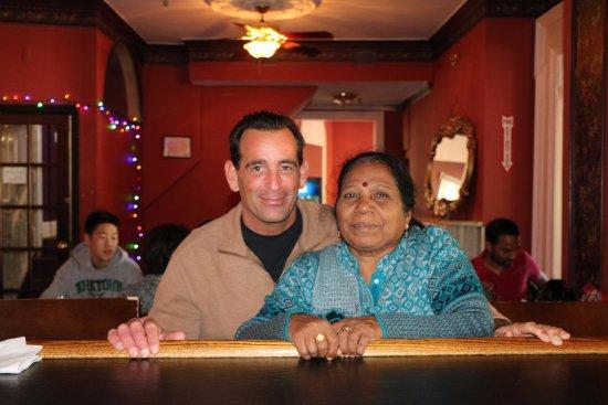 Brewster, Нью-Йорк: Craig & Mom