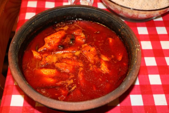 Brewster, NY: Kerala Fish Curry