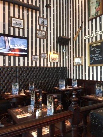 au bureau cormeilles cormeilles en parisis restaurant avis num ro de t l phone photos. Black Bedroom Furniture Sets. Home Design Ideas