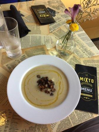 Miami Springs, FL: Mixto Soup