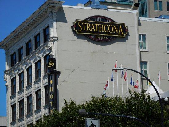 The Strathcona Hotel: Strathcona Hotel