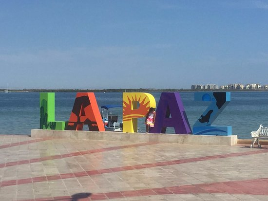CostaBaja Resort & Spa: malecon la paz
