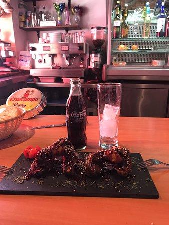 El Ronquillo, Spanien: Si queréis comer bien,os recomiendo el laurel de Loli.Allí sólo hay amabilidad,profesionalidad y