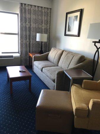 Hampton Inn & Suites Concord Charlotte