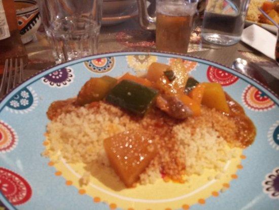 L'Arganier: une assiette sans la viande