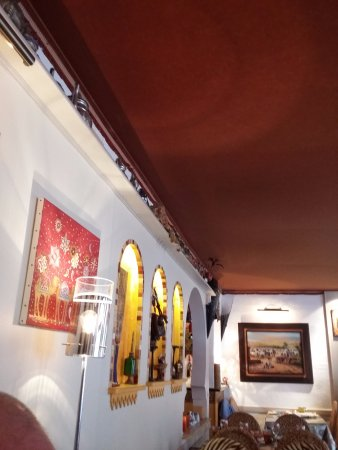 L'Arganier: La salle