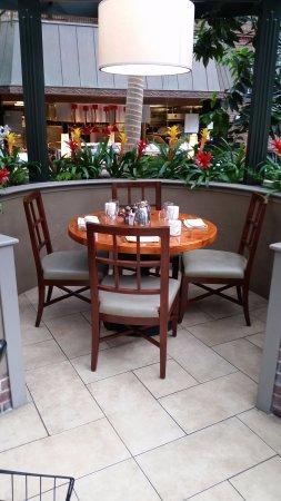 Cascades American Cafe Breakfast Buffet