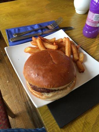 Maentwrog, UK : Childs meal