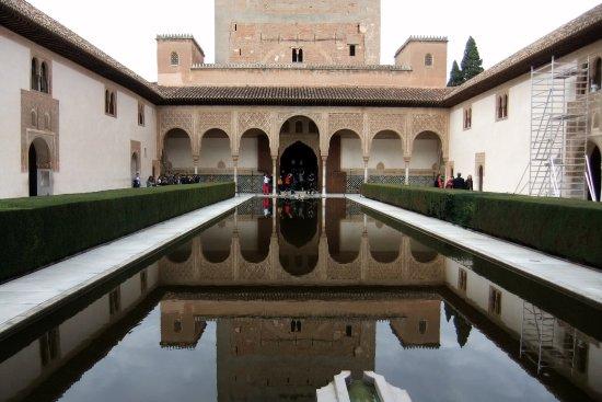 Andalusia, AL : Alhambra Granada © Robert Bovington