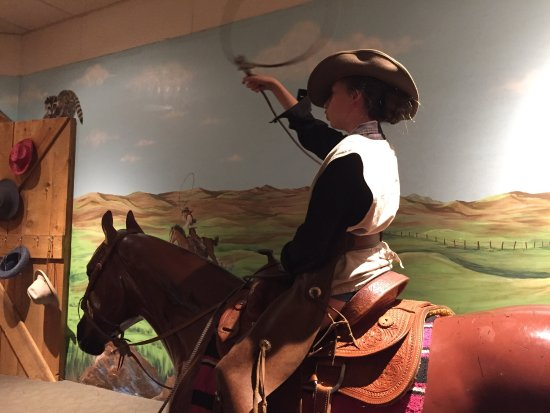 Buffalo Bill Cody Museum and Burial Place