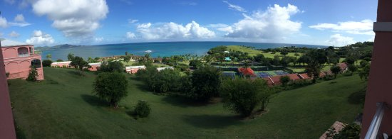 The Buccaneer St Croix: View from balcony 212