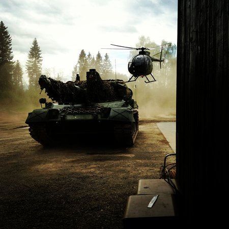 Gardermoen, Norwegia: Armydays As