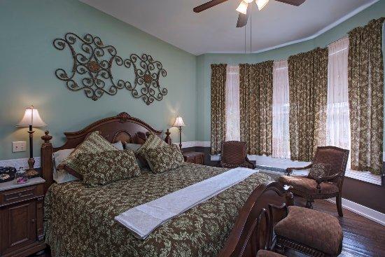 Σαλάντο, Τέξας: Baines Room
