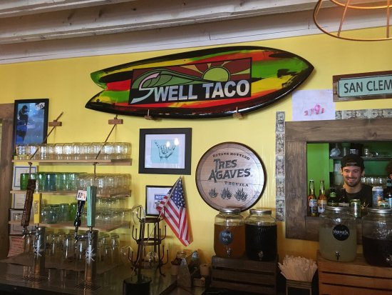 Babylon, Estado de Nueva York: Swell Taco