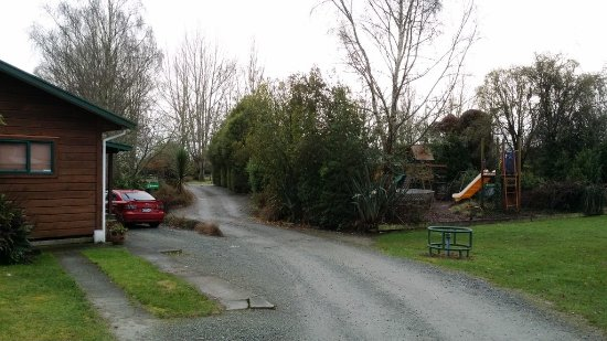 Murchison, New Zealand: Play Area