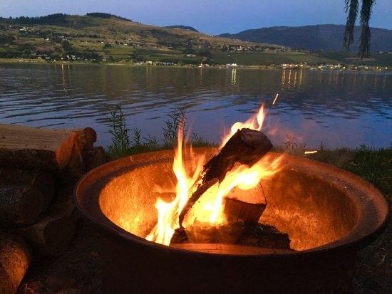 Vernon, Canada: Swan Lake RV Park & Campground