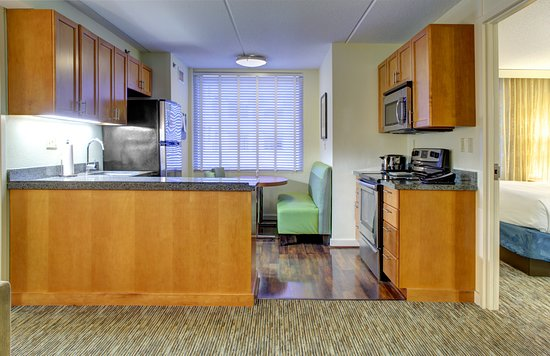 Two Bedroom Trio Suite Picture Of