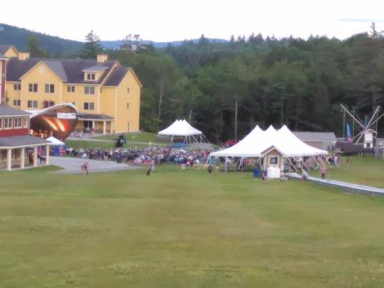 Ludlow, Вермонт: Vermont Symphony Orchestra performance