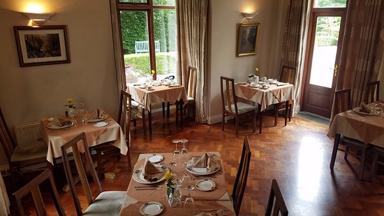 Ballymacarbry, Ireland: Breakfast area