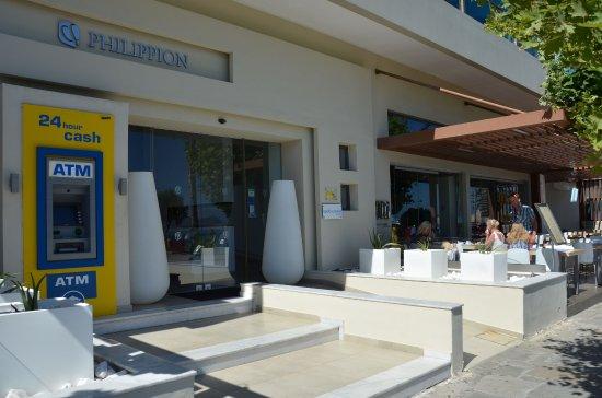 smartline Philippion: Ingang van het hotel