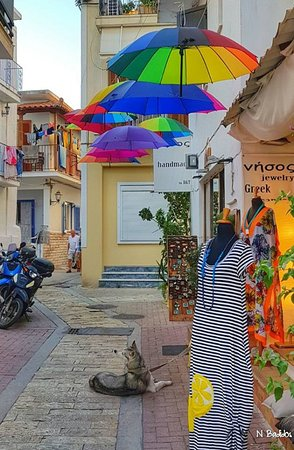 Ciudad de Skiathos, Grecia: nisosjewelleryandsandals.com