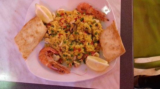 Florida family restaurant palmanova restaurant avis for Comida buena