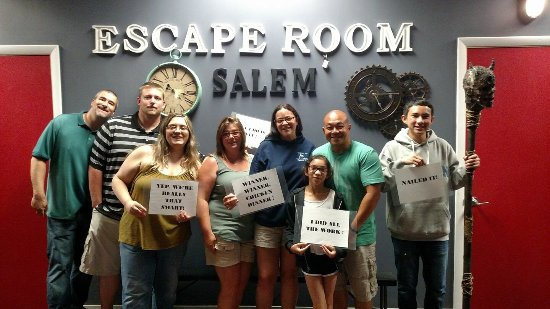 ‪Escape Room Salem‬