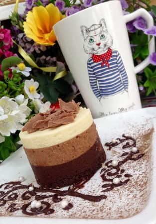 Pushkin Cake