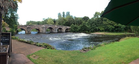 Bickleigh, UK: Stunning and peaceful view
